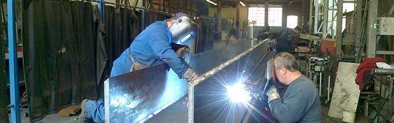 Metallbau und Stahlbau mit dem Traditionsbetrieb aus Grabow