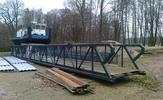 Brückenumbau, Brücke Göhrener Tannen in Schwerin